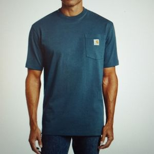 Carhartt Men's Short Sleece T Shirt, Sz XL